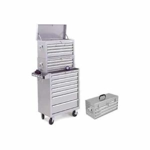Silver Range Complete Tool Storage Solution