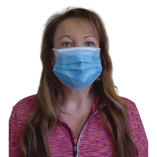Disposable Face Masks Pack of 50