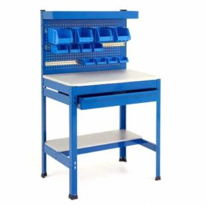 Heavy Compact Workstations With Full Drawer