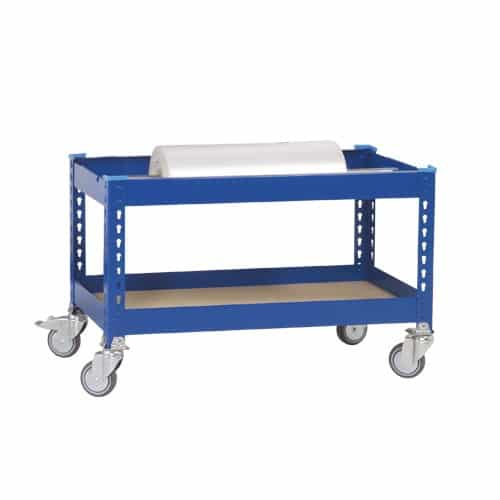 Packing Stations Reel Trolley
