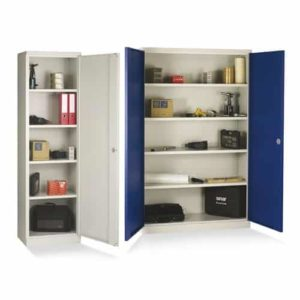 Industrial Tall Cupboards