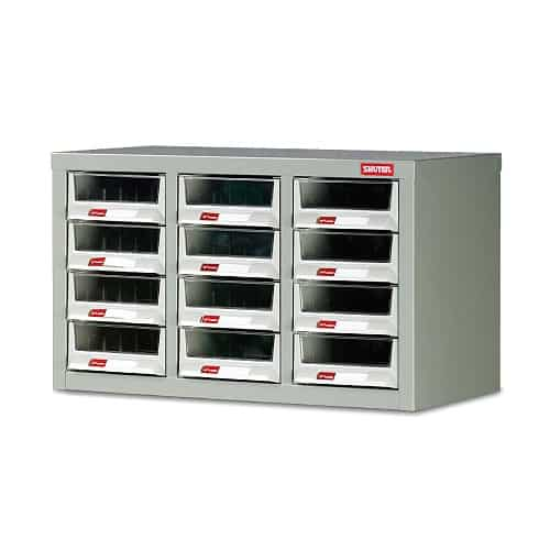 Small Parts Cabinet 12 drawers