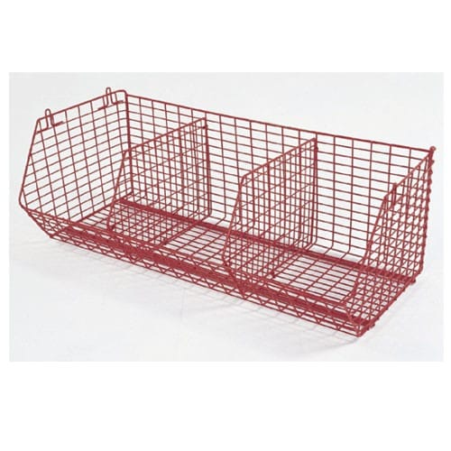 Dividers for Wire Mesh Storage Baskets
