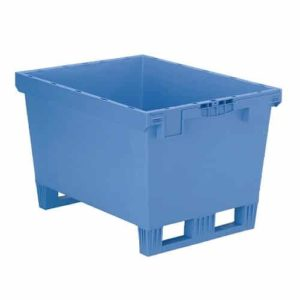 Open Top Fork Entry Industrial Containers