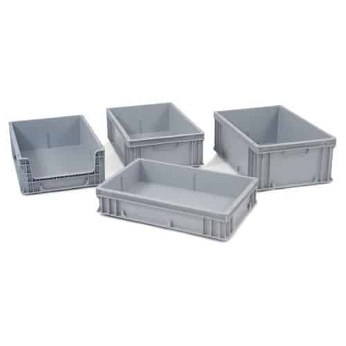 Solid Eurocontainer Lid