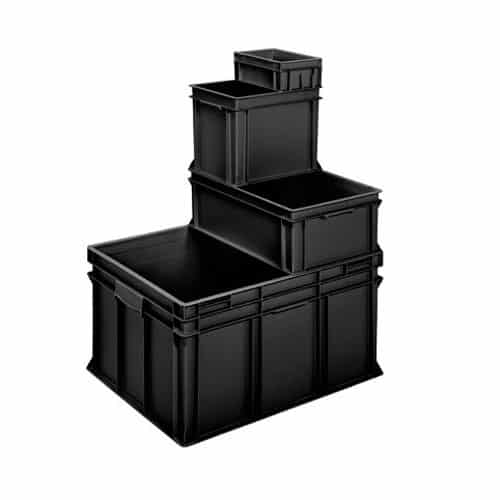 Recycled Solid Euro Containers