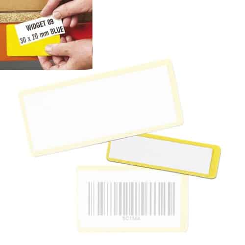 Self Adhesive Ticket Pouches